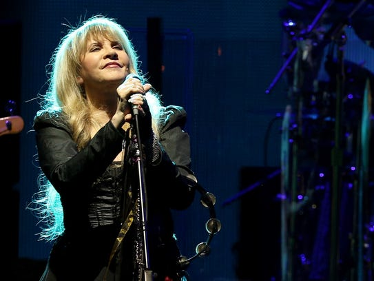 Stevie Nicks will perform March 29 at Bankers Life