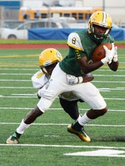 Captain Shreve vs. Green Oaks Friday evening at Lee