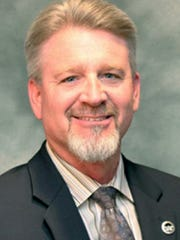 Mitch Hutchcraft is a member of the Governing Board for the South Florida Water Management District.