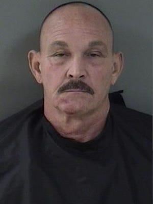 Robert Mark Newsome was arrested Nov. 15. in Sebastian.
