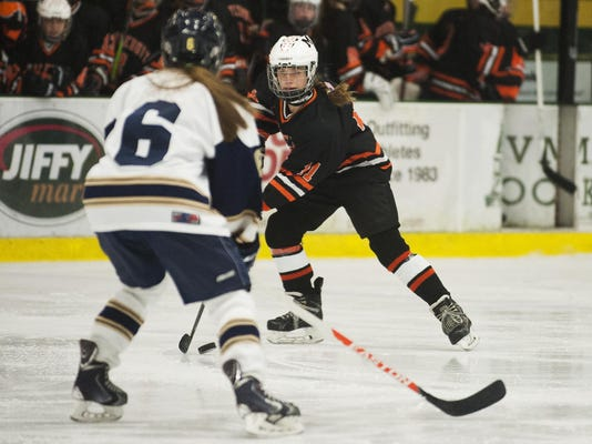Middlebury vs. Essex DI Girls Hockey Championship 03/03/15