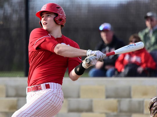 Bryce Ray had nine hits last week, including an RBI-single as Bellevle earned a sectional crown.
