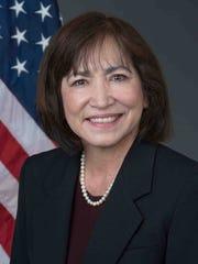 Lina Ortega represents El Paso's District 77 in the