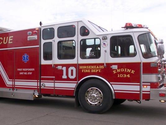 ELM 1006 FIRE TRUCK