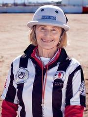 Rancho Naranjo polo coach Yvonne Golston