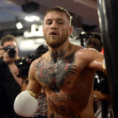 Despite rocky patch, Conor McGregor and his team unfazed ahead of Floyd Mayweather bout