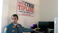 NJ State Police Lt. John Pizzuro, the commander of