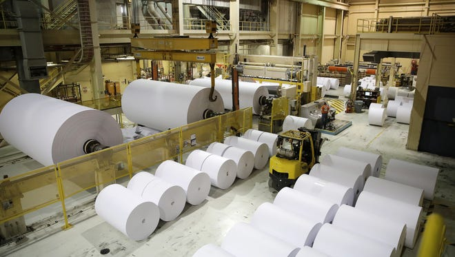 The paper industry in Wisconsin is at a critical juncture.