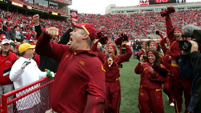 The aftermath of the 2009 win at Nebraska for Iowa State put Paul Rhoads on the national radar.