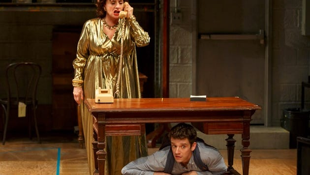 If you're commonly unable to resist the siren song of texts, emails and social media on your phone no matter what's happening around you, do NOT go see Patti LuPone off-Broadway.