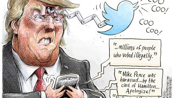 CARTOON: TwitterTrump