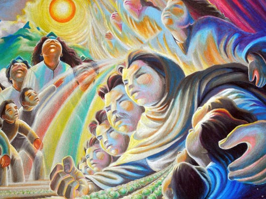 Alisal - mural