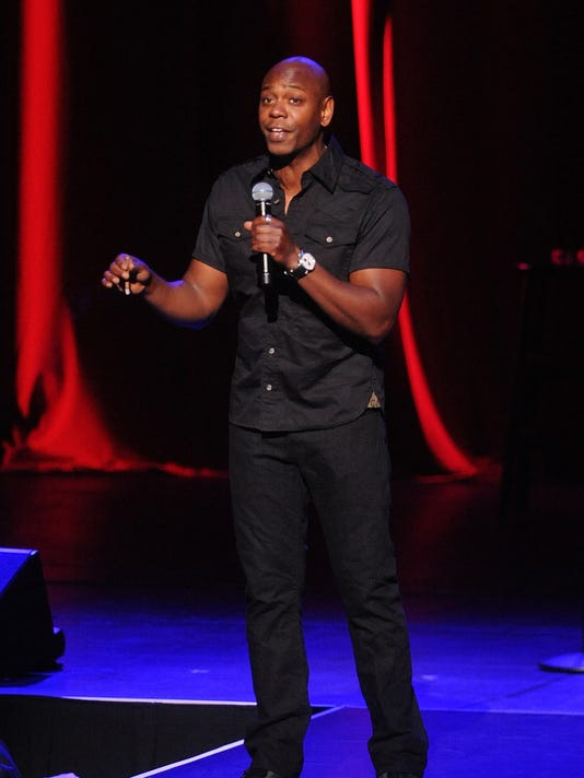 AP DAVE CHAPPELLE PERFORMS AT RADIO CITY MUSIC HALL A ENT USA NY