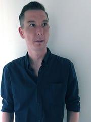 Author Steven Barker