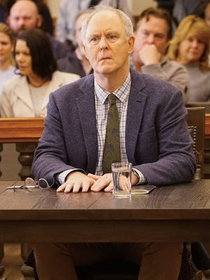 John Lithgow as Larry in NBC's 'Trial & Error.'