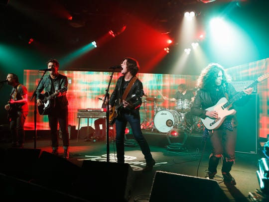 """The Wild Feathers perform in March on ABC's """"Jimmy"""