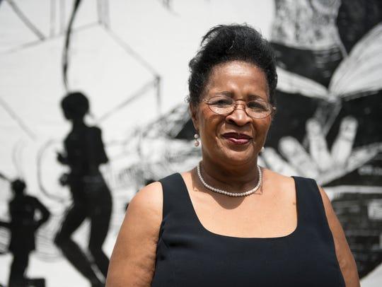 Representative Leola Robinson-Simpson at The Center