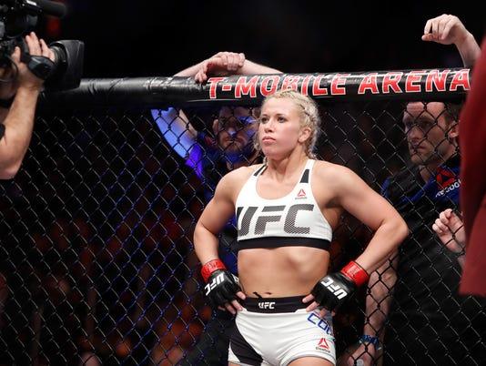 UFC 209: Calvillo v Cooper