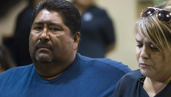 Margarito Castro, the father of Maryvale shooting victim