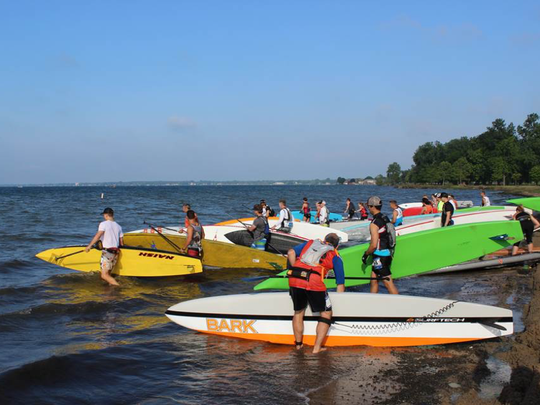 Michiganders love their water. Plenty of water lovers are expected to enjoy the water on June 17 at the 6th Annual Sprint & Splash at the Lake St. Clair Metropark. The day includes stand-up paddleboard racing, running and kayaking events, as well as a family festival on Lake St. Clair. Info: http://sprintandsplash.com/