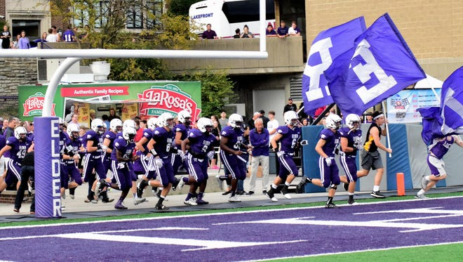 The Elder Panthers are ranked eighth in the latest state AP poll following Saturday's win over Lakewood St. Edward.