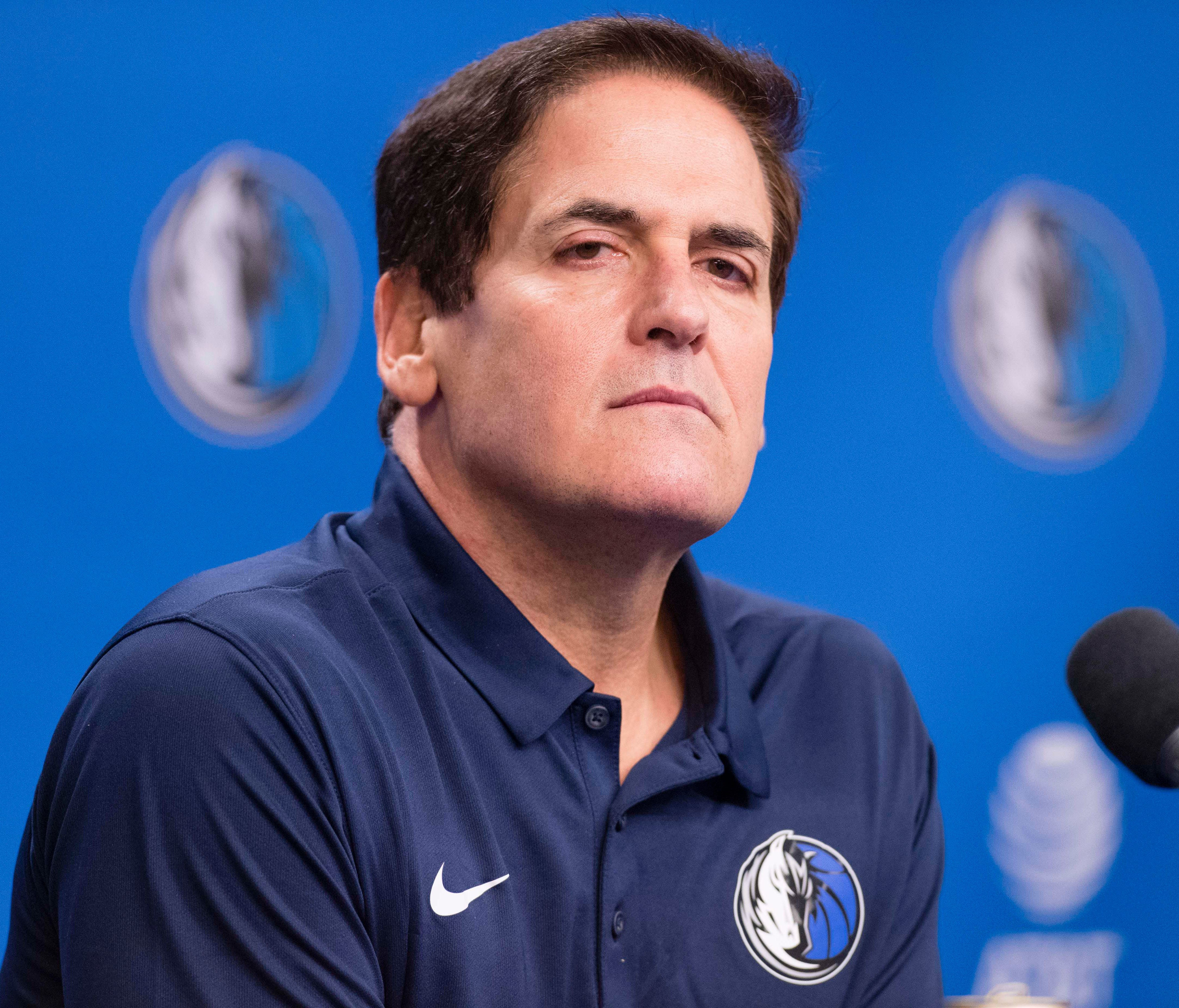 Mark Cuban's Mavericks are under investigation for having a history of inappropriate workplace behavior.