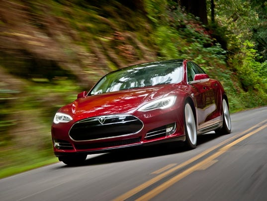 TeslaCar