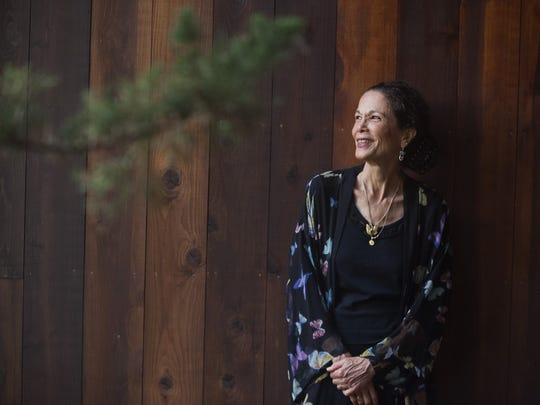 "Vermont author Julia Alvarez contributed to the book ""It Occurs to Me That I Am American."""