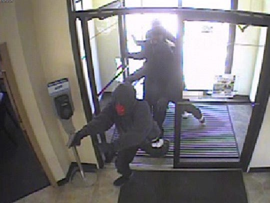 IFCU Robbery 2