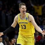 Michigan's Moritz Wagner writes good-bye essay, enters 2018 NBA draft