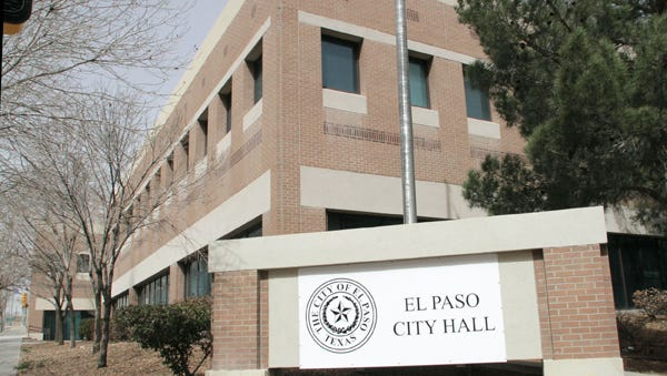 The old El Paso Times building now houses City Hall.