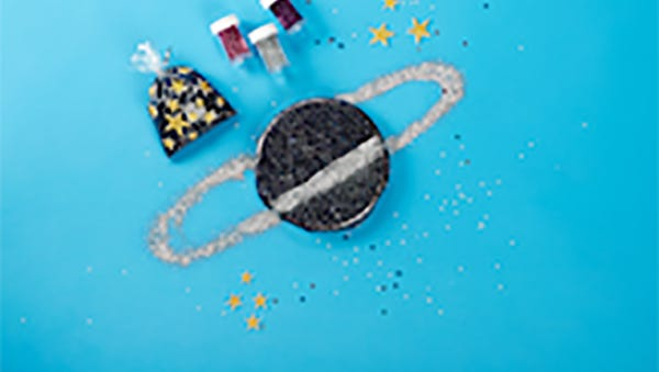 Milky Way Slime is among the crafts featured in Michaels classes this July.