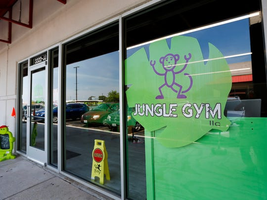 The Jungle Gym, an indoor 'sensory play' environment for kids opened in Springfield at 3322 S. Campbell Avenue.