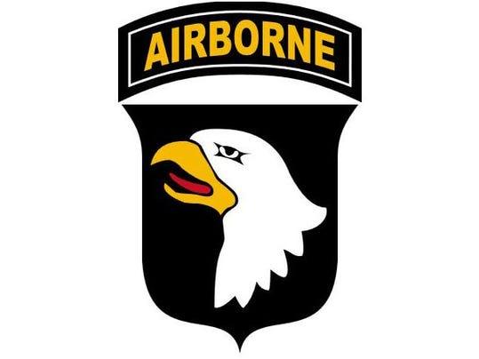 CLR-Presto 101stAirbornepatch