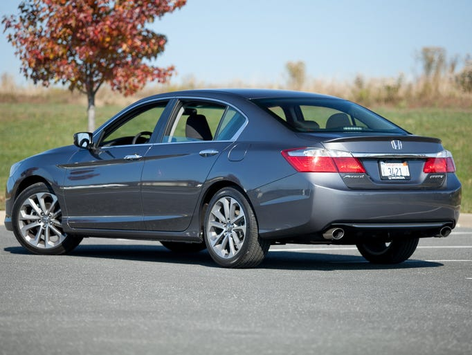 No. 10: Here's our countdown of longest-lasting vehicles, starting Honda Accord. It's in a three-way tie for 10th place