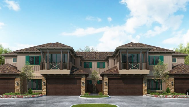 Clive Daniel Home will complete interiors for two models in The Brooks at Linville Ridge in North Carolina.