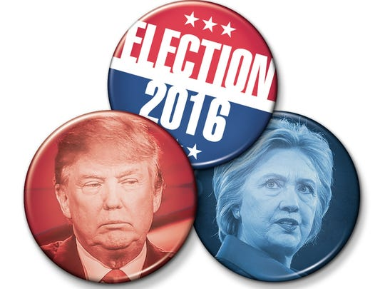 Elections 2016 button.