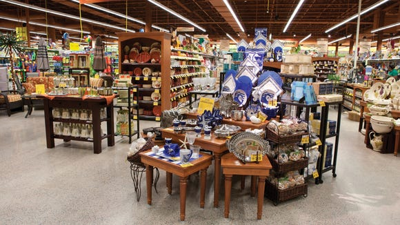 The complements section at Wegmans is seen in this file photo