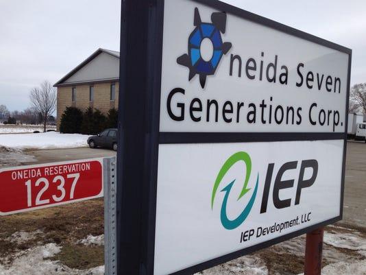 Oneida Seven Generations Corp.