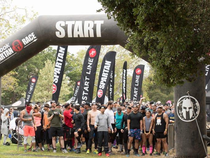 The Reebok Spartan Race Super on Saturday, June 9 in