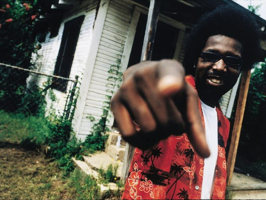 Afroman performs at Hideaway Bar & Grill this Friday.