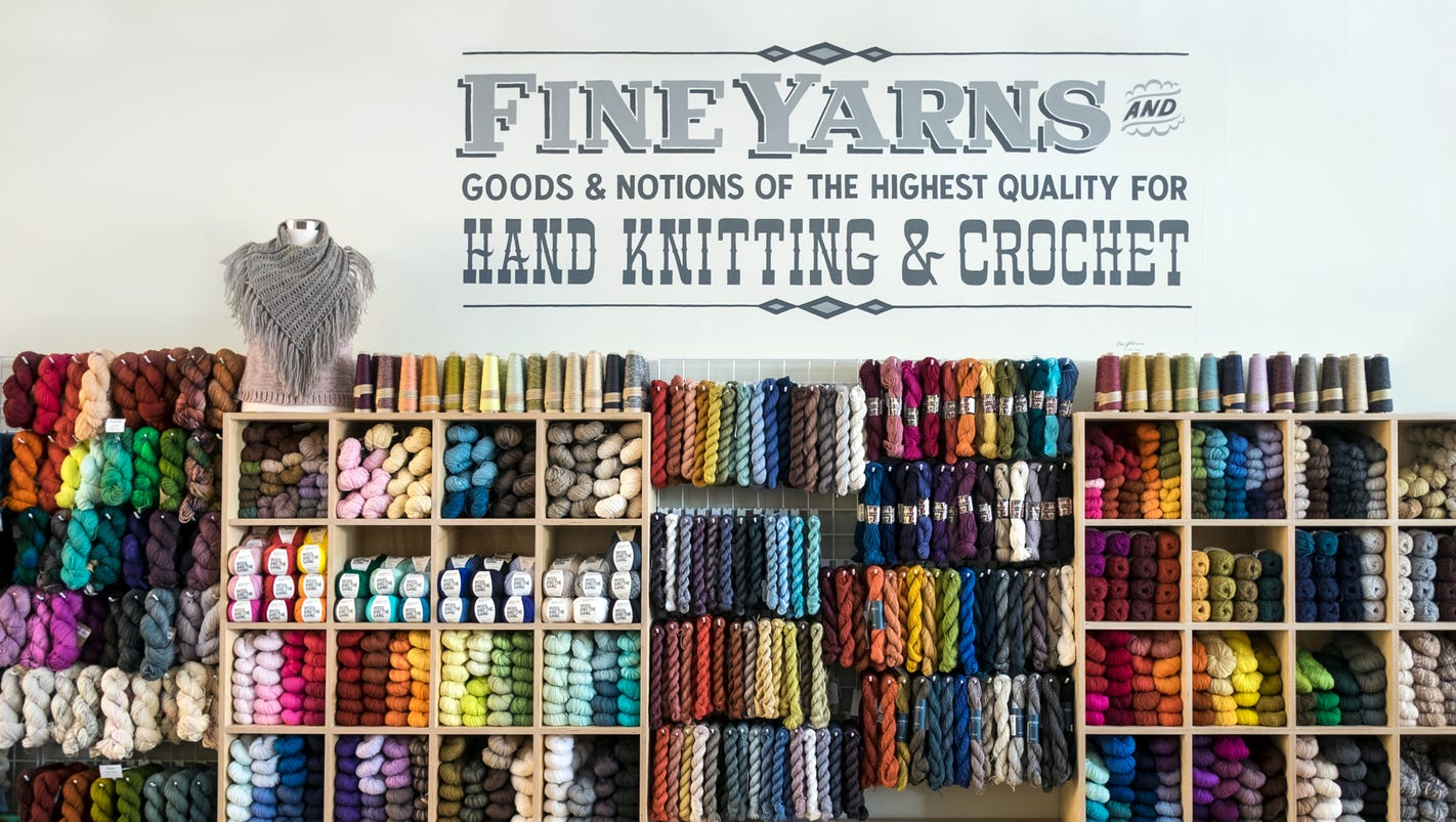 10 great knitting and yarn shops across north america