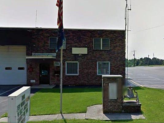 Union Fire & Hose Company, Dover, Pa. (Google street view photo)