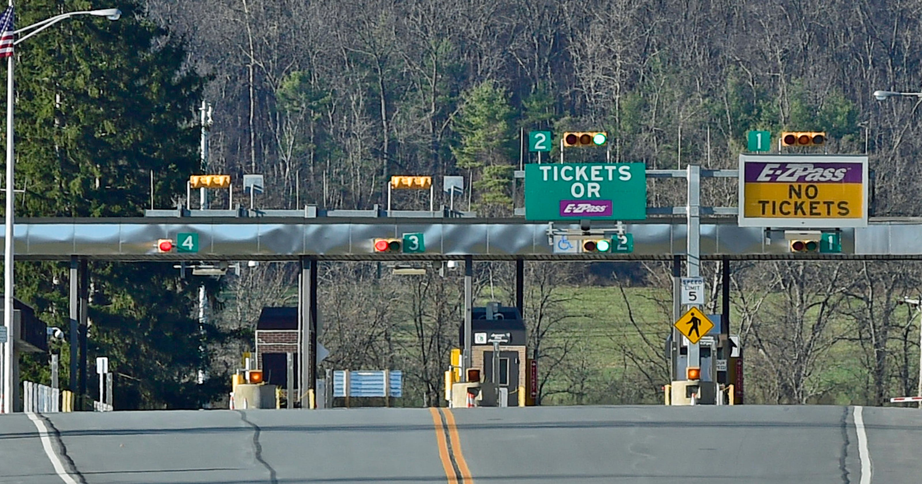 PA Turnpike expects record setting traffic
