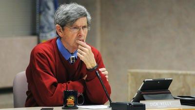 Minnehaha County Commissioner Dick Kelly