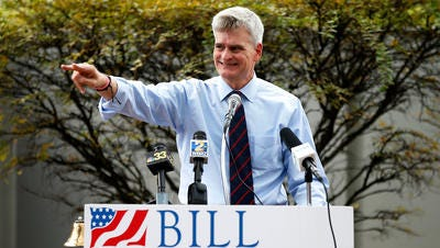 U.S. Sen. Bill Cassidy's Central Louisiana Regional Office will hold its grand opening on Wednesday.