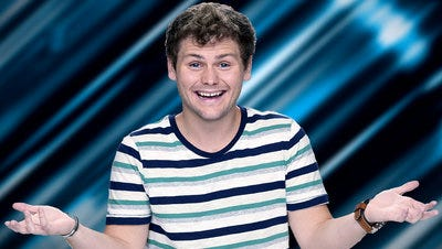 "Indianapolis-born Drew Lynch is among the final 27 on ""America's Got Talent."""