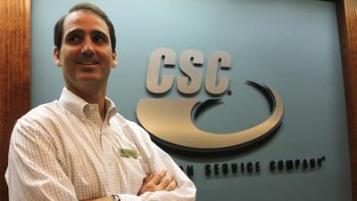 Rod Ward, president and CEO of Corporation Service Company.