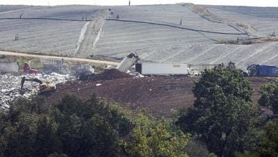 Rutherford County and Murfreesboro officials are working to address the eventual closing of the Middle Point Landfill in the Walter Hill community north of Murfreesboro.