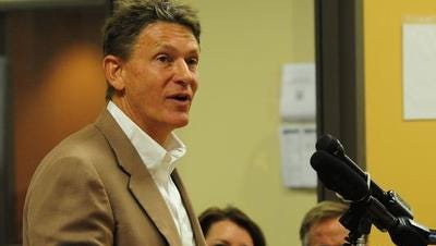 Randy Boyd, Tennessee Economic & Community Development commissioner.